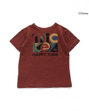 ブラウン ディズニーキャラクター Tシャツを見る
