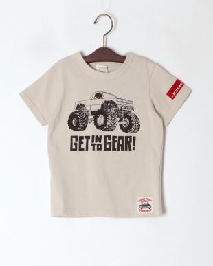 ベージュ 4WD Tシャツを見る
