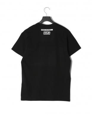 ブラック BLACK RED BOXプリント 半袖Tシャツを見る