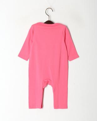 ピンク Bonnieロンパースを見る