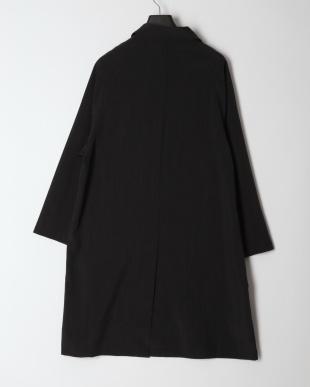 ブラック カチオンオーバーサイズコートを見る