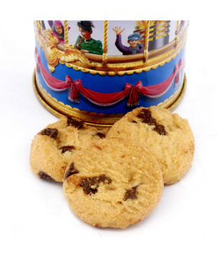 ヴィクトリアンバルーンブルー(チョコチップクッキー)を見る
