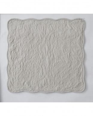 グレージュ タオル素材でさらさら綿パイルクッションカバー 2枚セット 45×45cm グレージュを見る