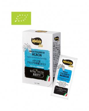 イタリア産アカシアの有機ハチミツ ブスティーネ 4箱セットを見る
