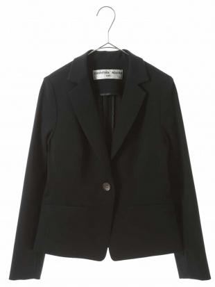 ネイビー 【洗える・日本製】フレックスムーブテーラードジャケット CHRISTIAN AUJARD Sサイズを見る