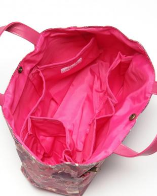 ローズピンク バッグインバッグを見る