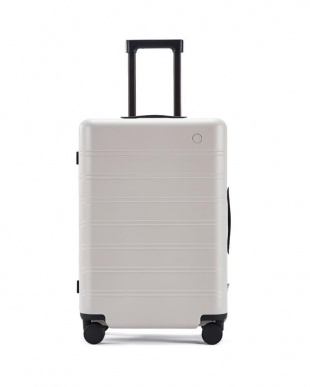 White NINETYGO Manhattan Frame Luggage 20''を見る