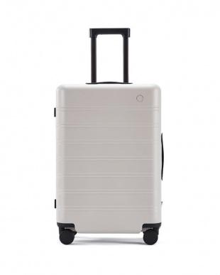 White NINETYGO Manhattan Frame Luggage 24''を見る