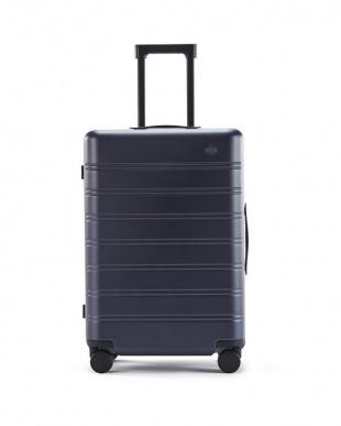 Dark Blue NINETYGO Manhattan Frame Luggage 24''を見る