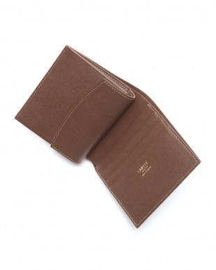 グリーン ギルド ブライドルレザー 二つ折り 財布を見る