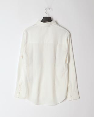 ホワイト コンビシャツを見る