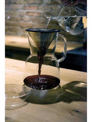 COFFEE アロマ コーヒーポット ステンレス製ストレーナー付を見る