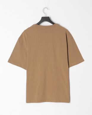 ベージュ OE天竺Tシャツを見る