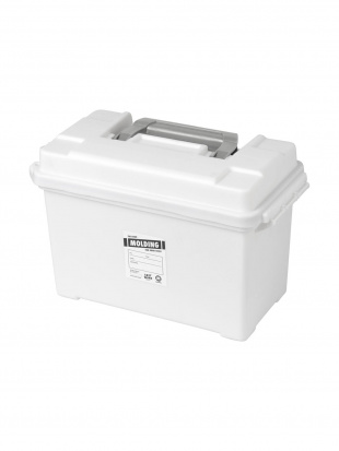 WHITE MOLDING  AMMO TOOL BOX_L 2個セットを見る