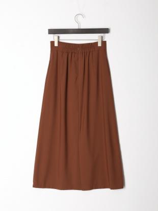 チャ バックスリットスカートを見る