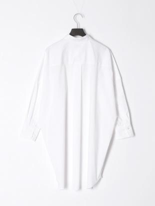 オフシロ バックロングワイドシャツ《Prime flex》を見る