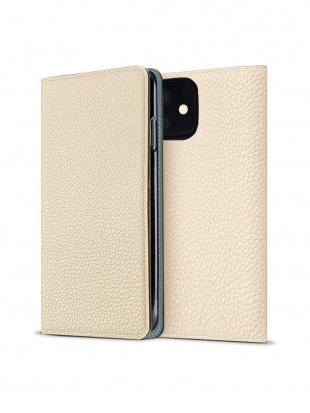 アイボリー × シアン ダイアリーケース (iPhone 11)を見る