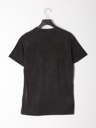 ブラック イーグルプリントTシャツを見る