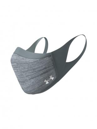 ピッチグレー/モッドグレー/シルバークローム UA スポーツマスク(トレーニング/UNISEX) 2個セットを見る