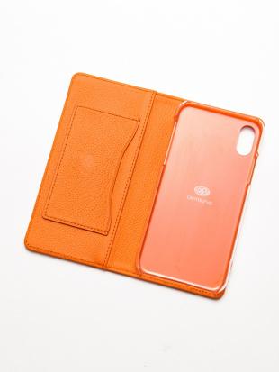 オレンジ REMY / iPhoneXS/X / オレンジ / クリアケースを見る