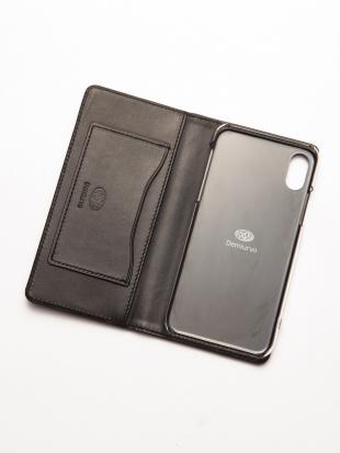 ブラック PEBBLY / iPhoneXS/X / ブラック / クリアケースを見る