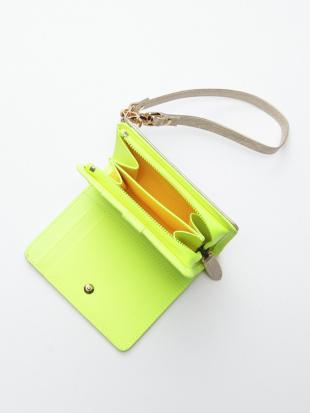 イエロー KUBERA lf-wallet small (pink gold non-woven)を見る