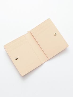 ライト ピンク KUBERA bi-fold mini wallet [pale tone rubber]を見る