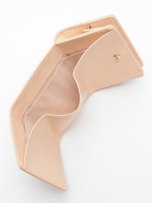 ライト ピンク KUBERA tri fold wallet [pale tone rubber]を見る