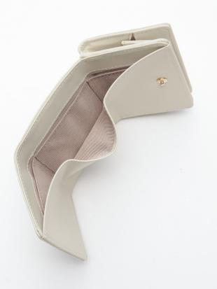 ライト ベージュ KUBERA tri fold wallet [pale tone rubber]を見る
