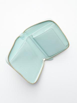 ライトブルー KUBERA bi fold wallet [pale tone rubber]を見る