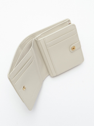 ライト ベージュ KUBERA Lf wallet s [pale tone rubber]を見る