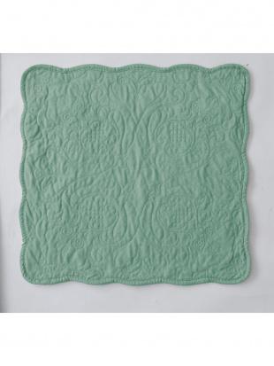 ターコイズ タオル素材でさらさら綿パイルクッションカバー 2枚セット 45×45cm ターコイズを見る