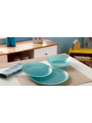 ARTY Soft Blueデザートプレート20.5cm 5点セットを見る