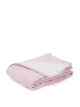 ピンク ウェッジウッド ウィルヘルミナ柄 洗える敷きパッドを見る