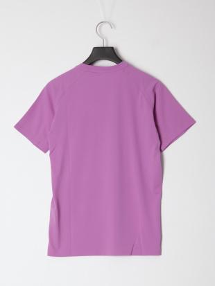 ピンク トリプルDRYカラットLW半袖Tウィメンズを見る