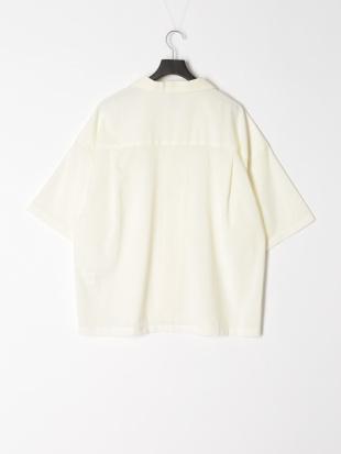シロ ポリラミー両ポケBIGシャツを見る