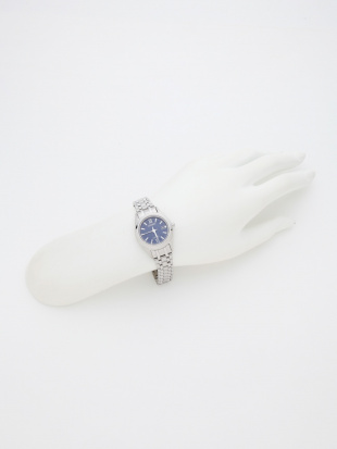 青 シチズン エクシード エコ・ドライブ 光発電腕時計 チタンを見る