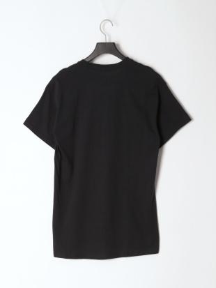 ブラック HIBISCUS TEE ロゴプリント Tシャツを見る
