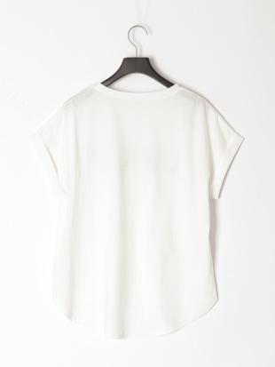 シロ ロゴプリント Tシャツを見る