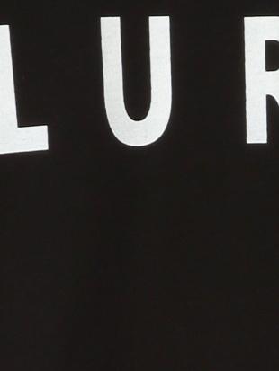 クロ ロゴプリント Tシャツを見る