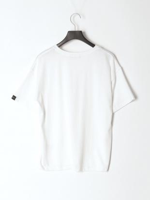 オフホワイト ハンドライティングTシャツを見る