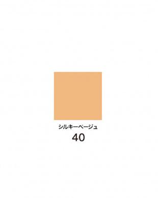 シルキーベージュ40 パウダリーファンデーション オーセンティックウーマン グロリア<シルキーベージュ40>を見る