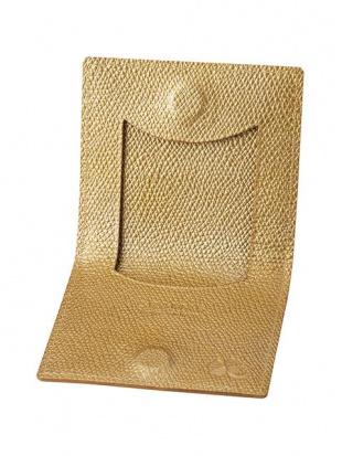 ゴールド Quadrifoglio Money Clip Coin Case Goldを見る