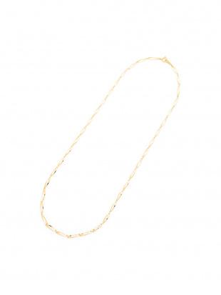 イエローゴールド K18YG ルーシェンチェーン ネックレスを見る