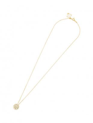 イエローゴールド K18YG H&Cダイヤモンド0.50ct ネックレス45cm(スライドアジャスター) 鑑別カード付を見る