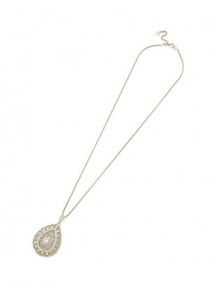 プラチナ Pt950/Pt850 ダイヤモンド2.00ct ネックレス50cm(スライドアジャスター)を見る