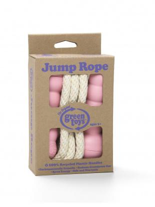 ジャンプロープ ピンク&グリーン2点セットを見る