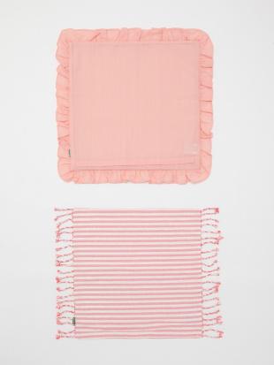 ピンク クッションケース2個セットを見る