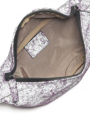 パープル KUBERA reflector waist bag (small)を見る