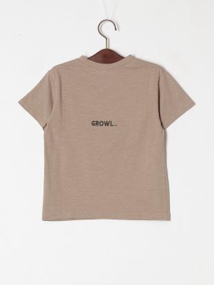 ブラウン 5柄フォトTシャツを見る